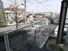 北東側バルコニーからの眺め(東方向)[平成30年4月2日撮影]