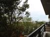 バルコニーからの眺め(南西方向)[平成30年9月12日撮影]