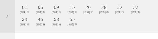 相川駅時刻表