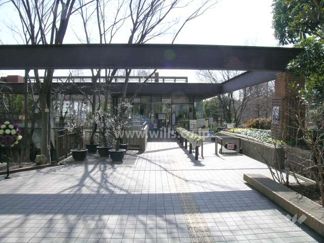 服部緑地 都市緑化植物園2