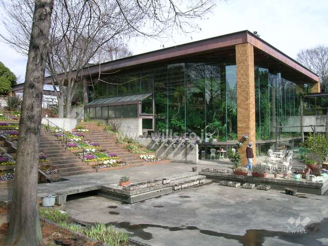 服部緑地 都市緑化植物園11