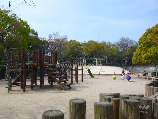 大井戸公園1