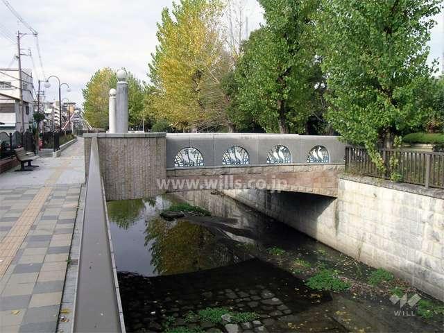 中央幹線景観水路2