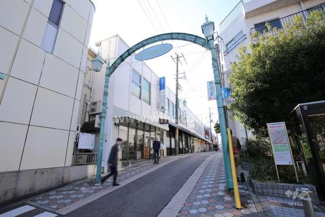芦屋山手サンモール商店街1
