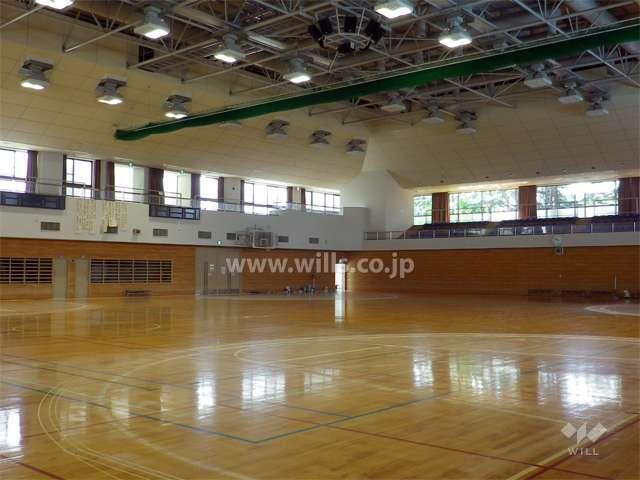 片山市民体育館8
