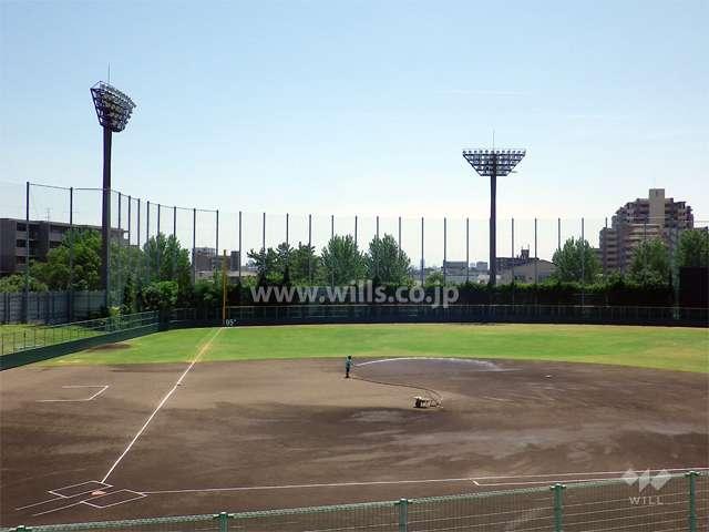 豊中ローズ球場4