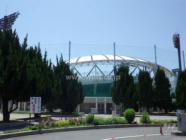 豊中ローズ球場9