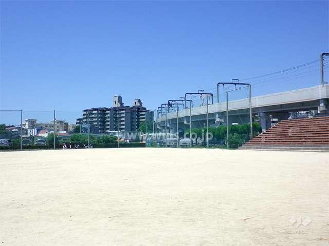 豊中ローズ球場10