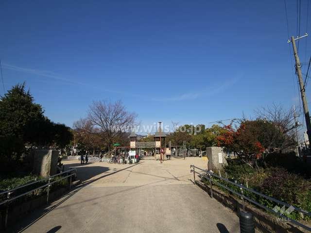 川井公園1