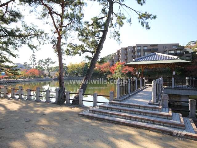 深田池公園1