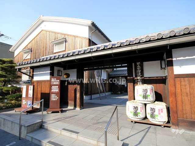 菊正宗酒造記念館1
