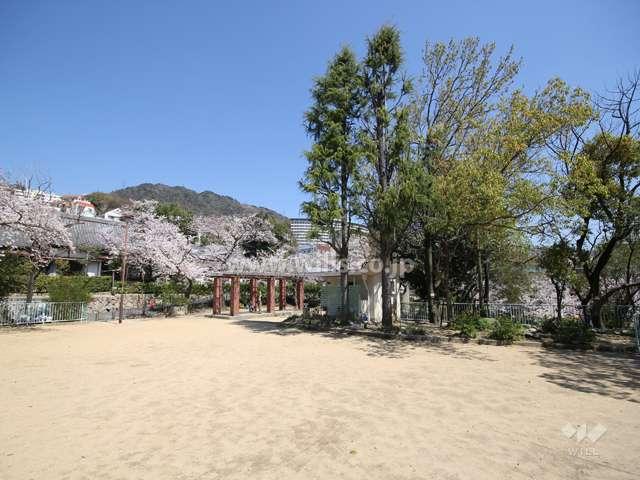 護国神社前公園1