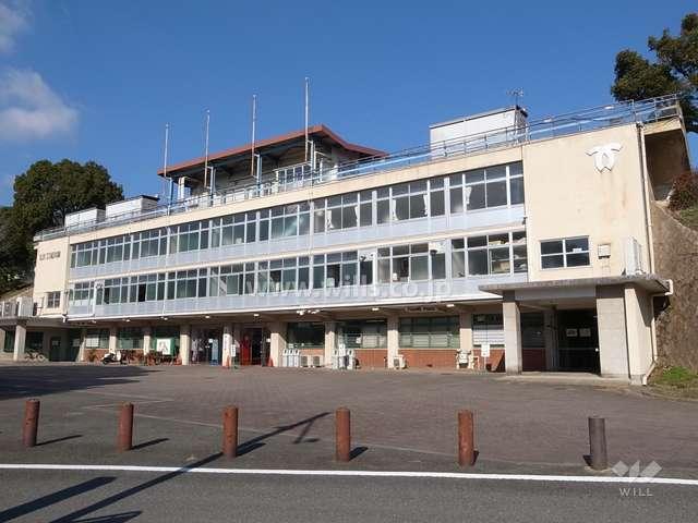 神戸市立王子スポーツセンター1