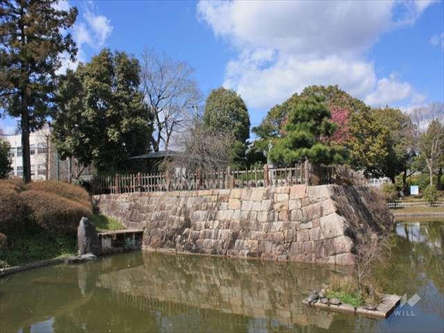 高槻城跡公園1