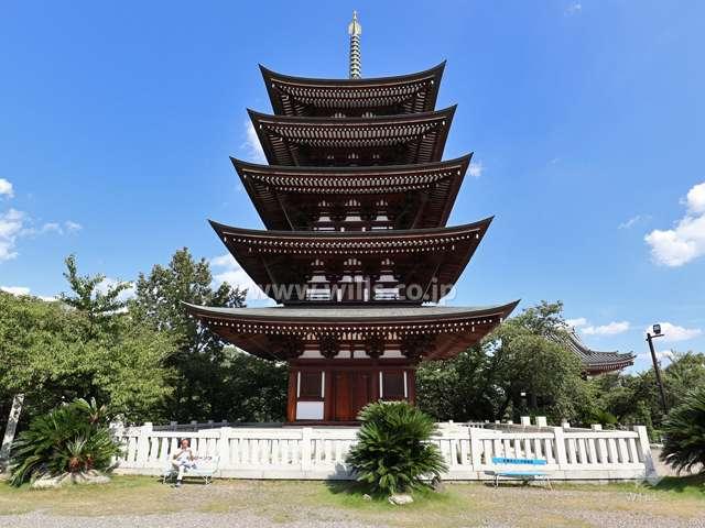 覺王山日泰寺2