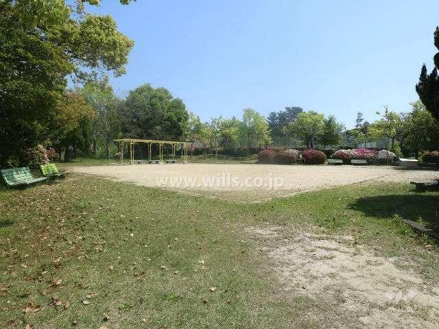 茶屋ヶ坂公園1