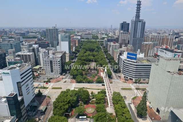 名古屋テレビ塔(休業中)1