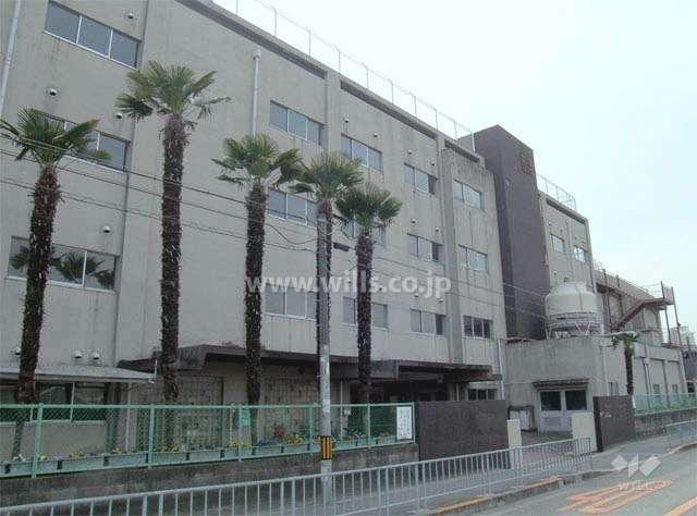 北豊島中学校