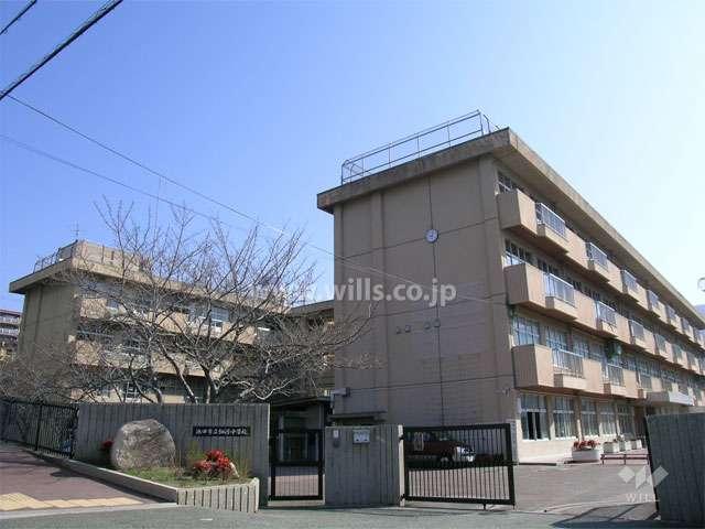 細郷中学校
