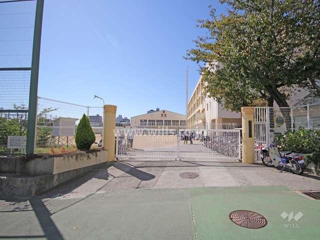 西灘小学校